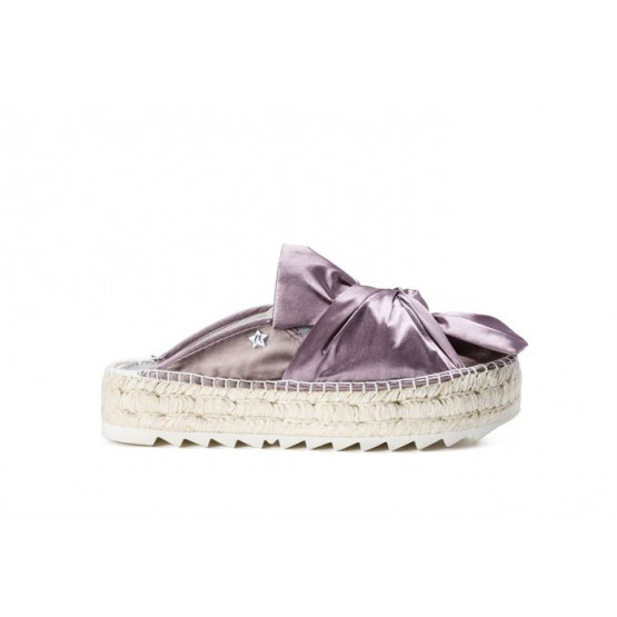 REPLAY LOLY GREY WOMAN SHOES