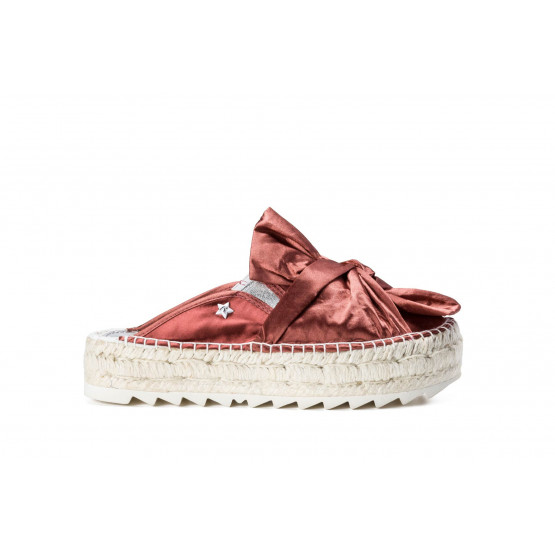 REPLAY LOLY OLD PINK WOMAN SHOES