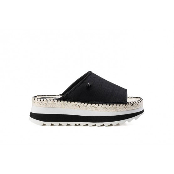 REPLAY LUCIE BLACK WOMAN SHOES