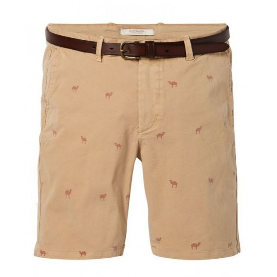 SCHOTCH & SODA GARMENT DYED COMBO A MAN SHORTS
