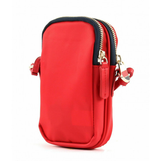Tommy Hilfiger Poppy Mini Tommy Red Woman Bag