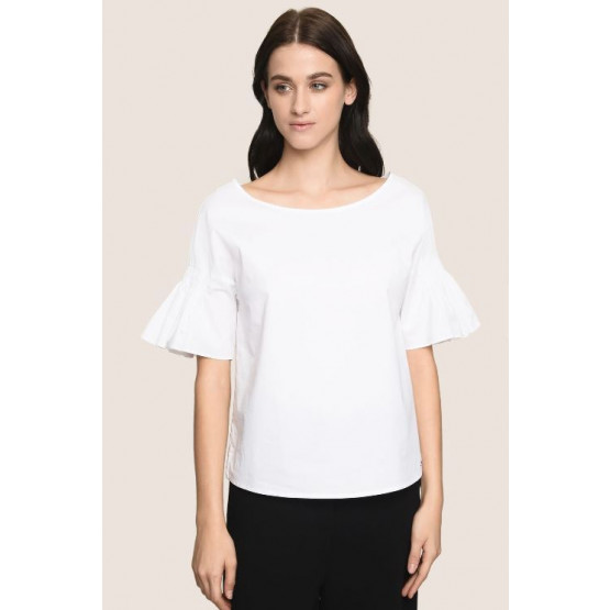 ARMANI EXCHANGE WHITE BLOUSES