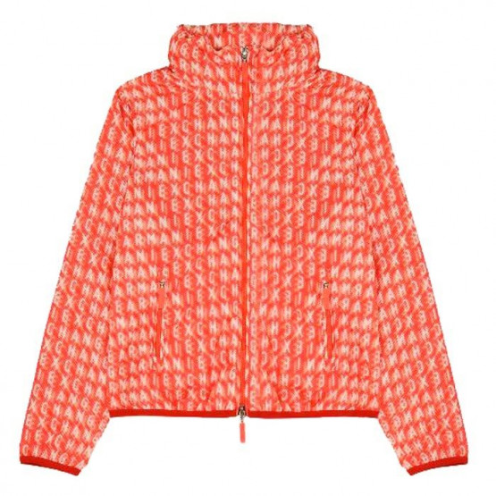 ARMANI EXCHANGE POPPY RED WOMAN JACKET