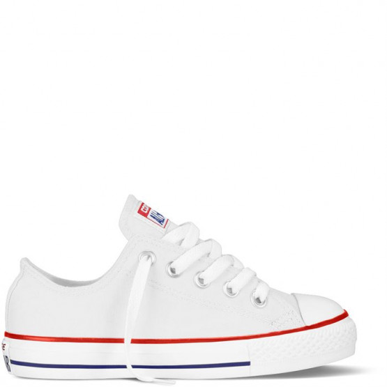 CONVERSE CHUCK TAYLOR ALL STAR WHITE SNEAKERS JUNIOR