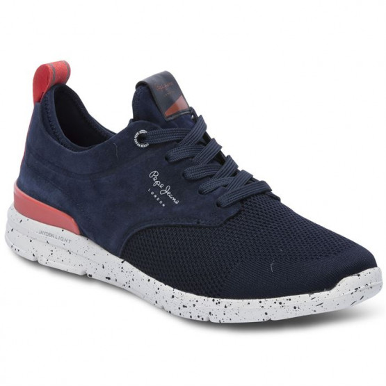 PEPE JEANS JAYDEN TECH NAVY SHOES MAN