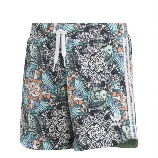SHORTS ADIDAS ORIGINALS ZOO MULTICOLOR WOMAN