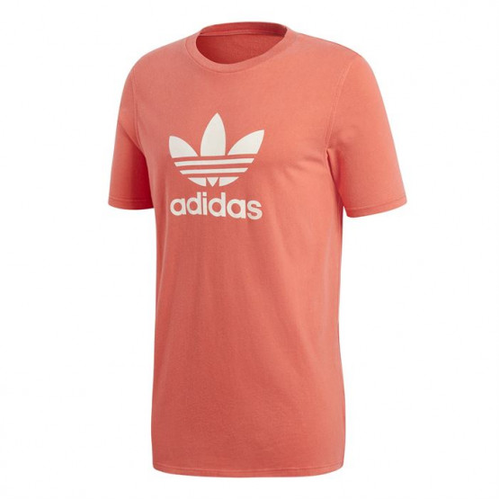 ADIDAS ORIGINALS RED SWEATSHIRT WOMAN