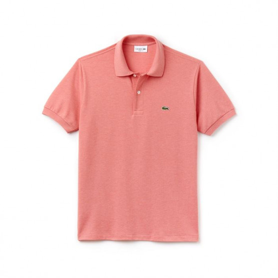 POLO LACOSTE M/C L1264-00 MAN WHITE