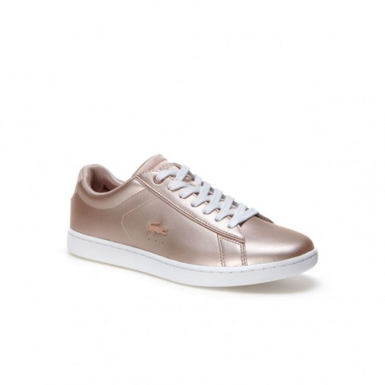 LACOSTE CARNABY EVO 118 7 BRONZE WOMAN SHOES