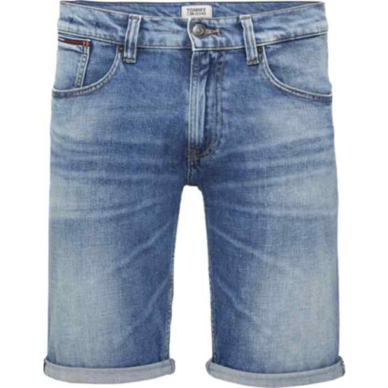 Tommy Hilfiger Ronnie Elkmb Blue Man Shorts Jeans