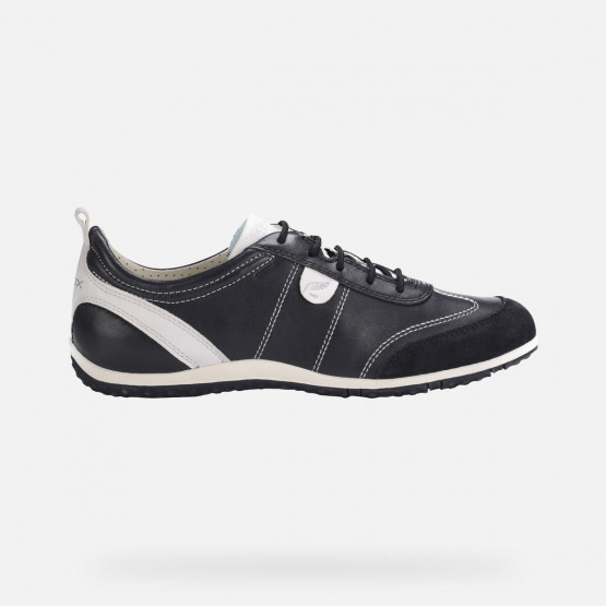 Geox Vega Woman White Shoes