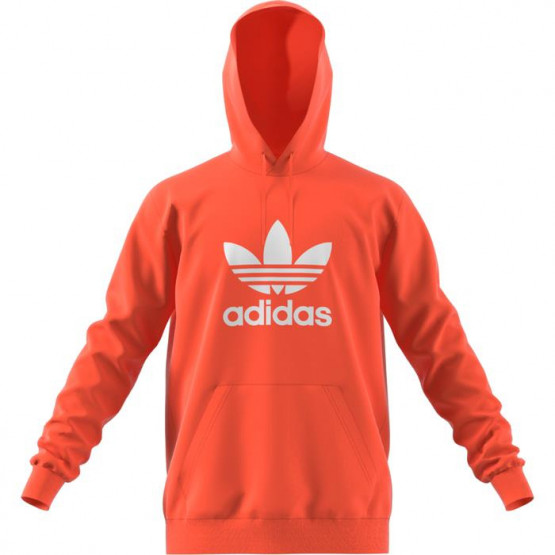 ADIDAS TREFOIL ORANGE MAN T-SHIRT