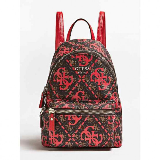 Guess Leeza Red Multi backpack