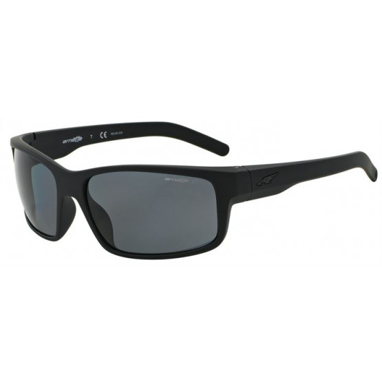 ARNETTE FASTBALL FUZZY BLACK/POLAR GRAY