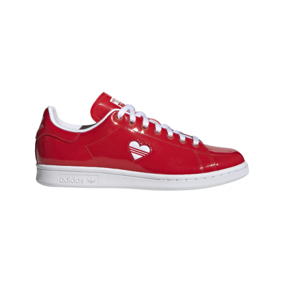 ADIDAS STAN SMITH W RED WOMAN SHOES