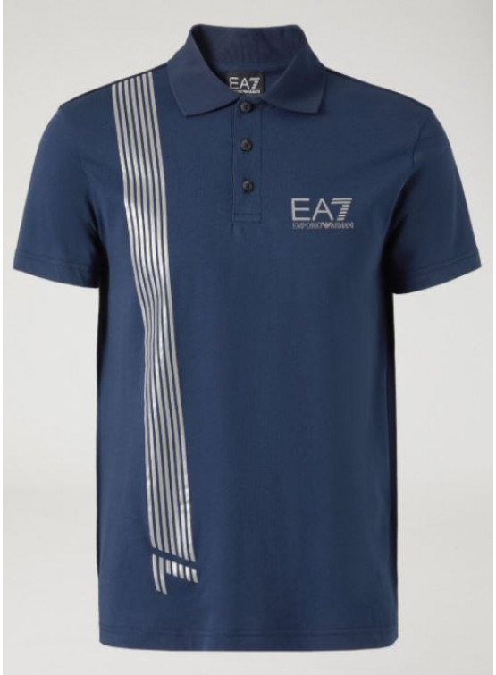 EA7 POLO MAN NAVY BLUE