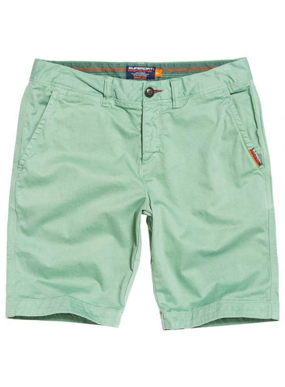 SUPERDRY INTERNATIONAL GREEN TEA SHORTS MAN