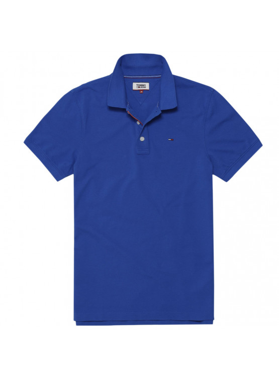 TOMMY HILFIGER BASIC NAUTICAL BLUE POLO