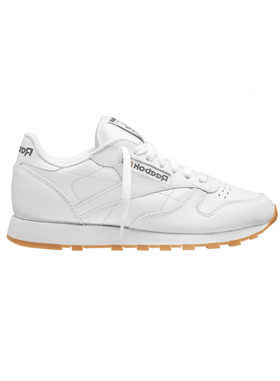 REEBOK CLASSIC LEATHER SHOES WHITE MAN