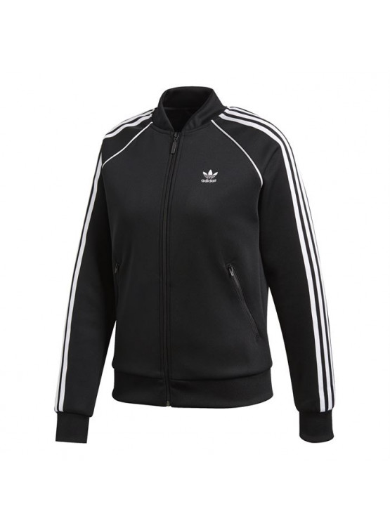 ADIDAS ORIGINALS SST TT BLACK JACKET