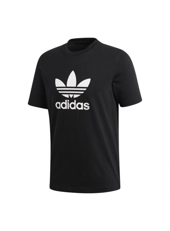ADIDAS ORIGINALS TREFOIL TSHIRT MAN BLACK