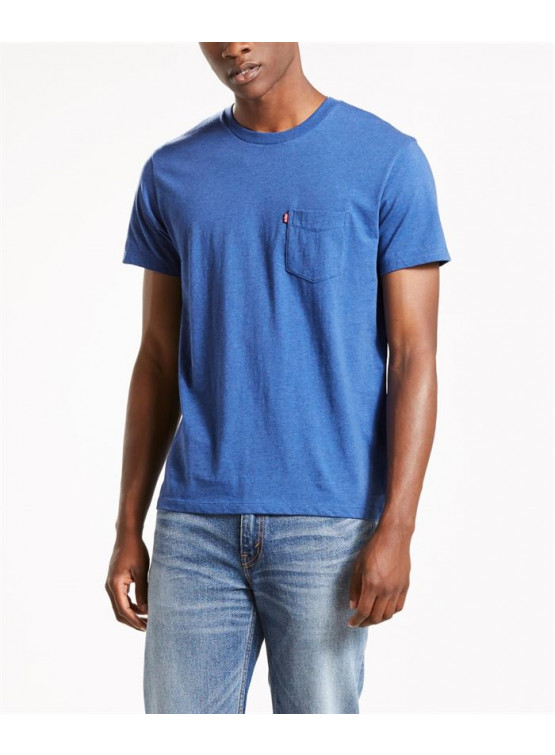 LEVIS SETIN SUNSET BLUE HEATH MAN T-SHIRT
