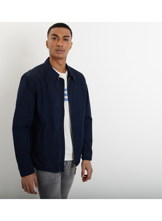 PEPE JEANS WEBSTER JACKET NAVY MAN
