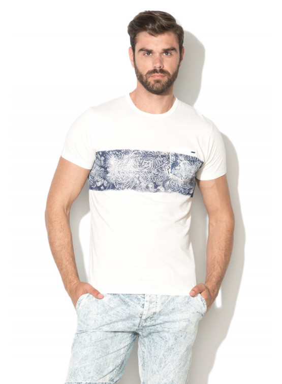 PEPE JEANS SAILOR JAM SHIRT WHITE MAN