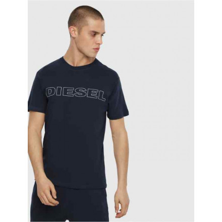 Diesel Umlt-Jake Navy T-Shirt Man