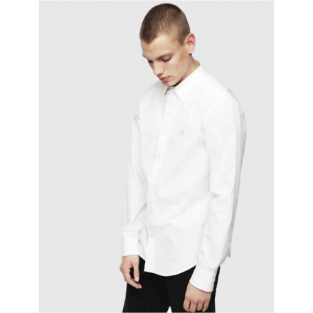 Diesel S-Bill White Man Shirt