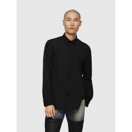 Diesel S-Bill Black Man Shirt