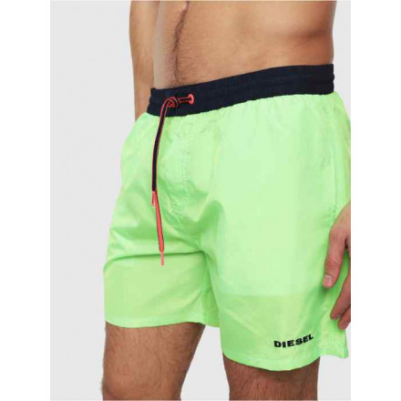 Diesel Bmbx Wave 2 017 Sw Bright Green Man Swuimsuit