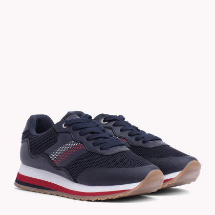 Tommy Hilfiger Corporate Navy Woman Shoes