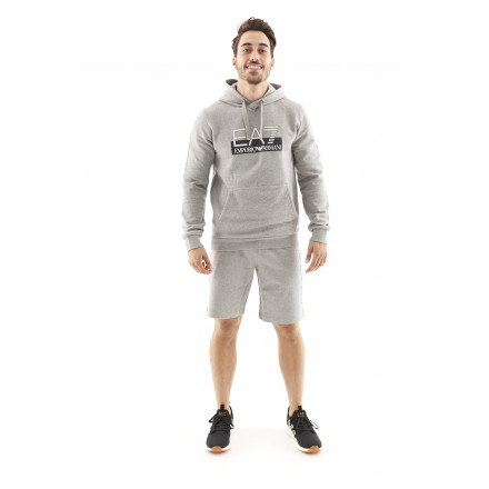 EA7 Grey Short Man