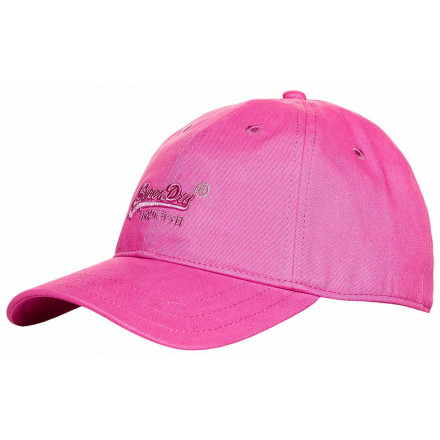 SUPERDRY OL SOFT TOUCH PINK WOMAN CAP