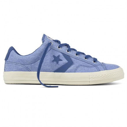CONVERSE ALL STAR PLAYER BLUE MAN SHOES