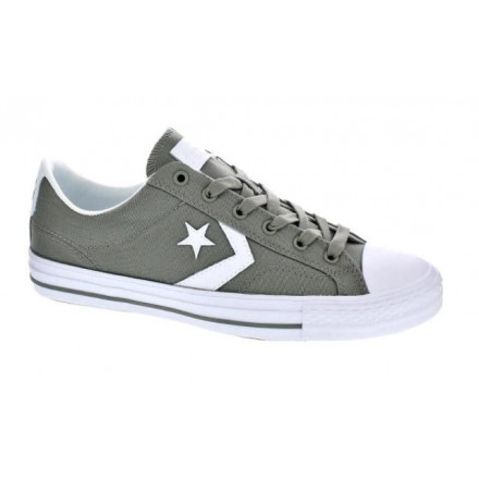 CONVERSE ALL STAR PLAYER GREY MAN SHOES