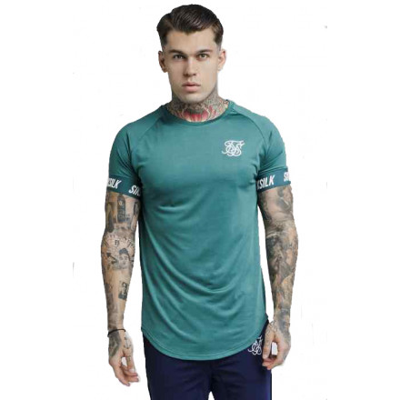 Siksilk Raglan Astral Man T-Shirt