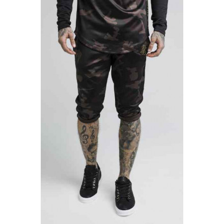 Siksilk Camo Fade Performance shorts