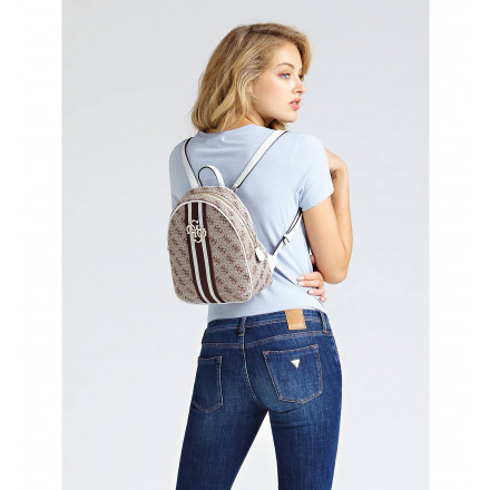 Guess Vintage White backpack