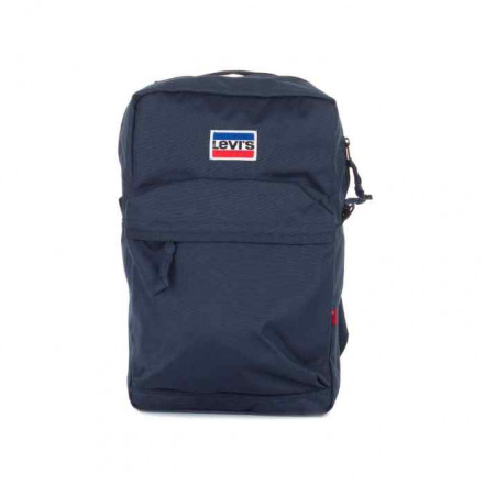 Levis Mini Pack Poliester Navy Blue backpack