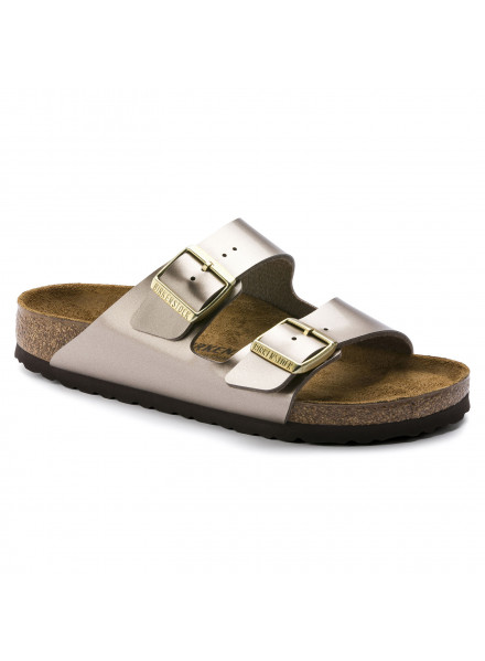 BIRKENSTOCK ARIZONA BF ELECT SANDALS WOMAN