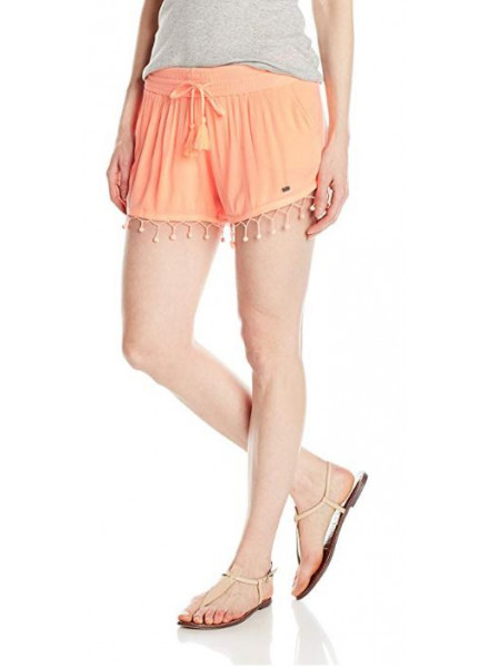 SUPERDRY SHORT POP TRIM CORAL WOMAN