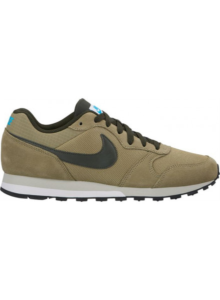 NIKE MD RUNNER 2 BROWN SHOES MAN