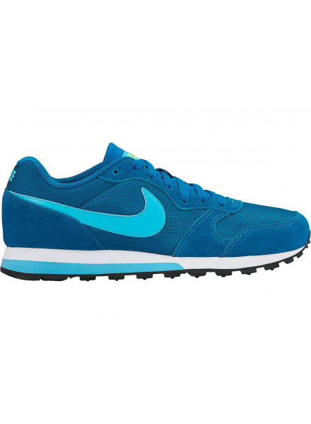 NIKE MD RUNNER 2 WATER BLUE SHOES WOMAN
