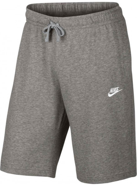 NIKE JSY CLUB GREY SHORT MAN
