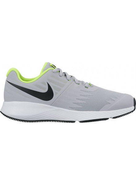 NIKE STAR RUNNER SHOES JUNIOR/WOMAN GREY