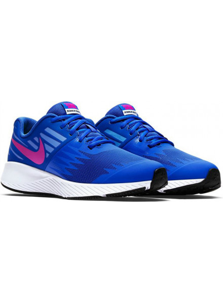 NIKE STAR RUNNER SHOES JUNIOR/WOMAN BLUE