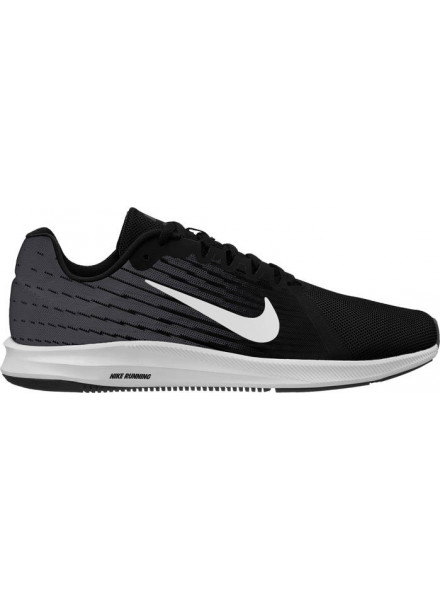 NIKE DOWNSHIFTER 8 RUNNING BLACK SHOES MAN