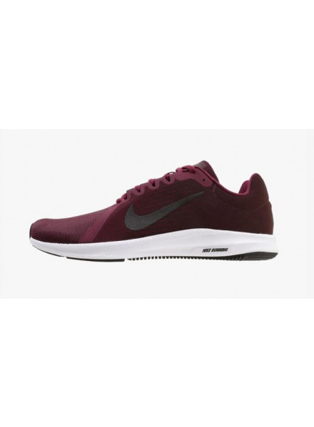 NIKE SNEAKERS DOWNSHIFTER 8 RUNNIN WINE MEN